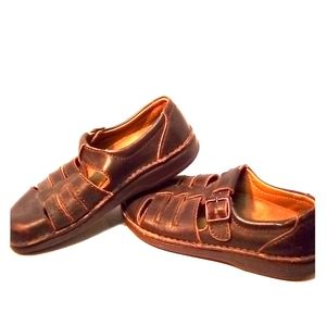 Birkenstock men's sandals